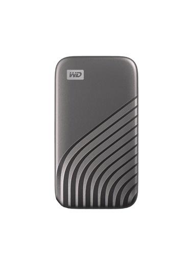 SanDisk SanDisk WD My Passport 1TB WDBAGF0010BGY-WESN 1050MBs USB-C Taşınabilir SSD Disk Renkli